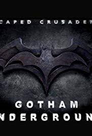 Caped Crusader- Gotham Underground